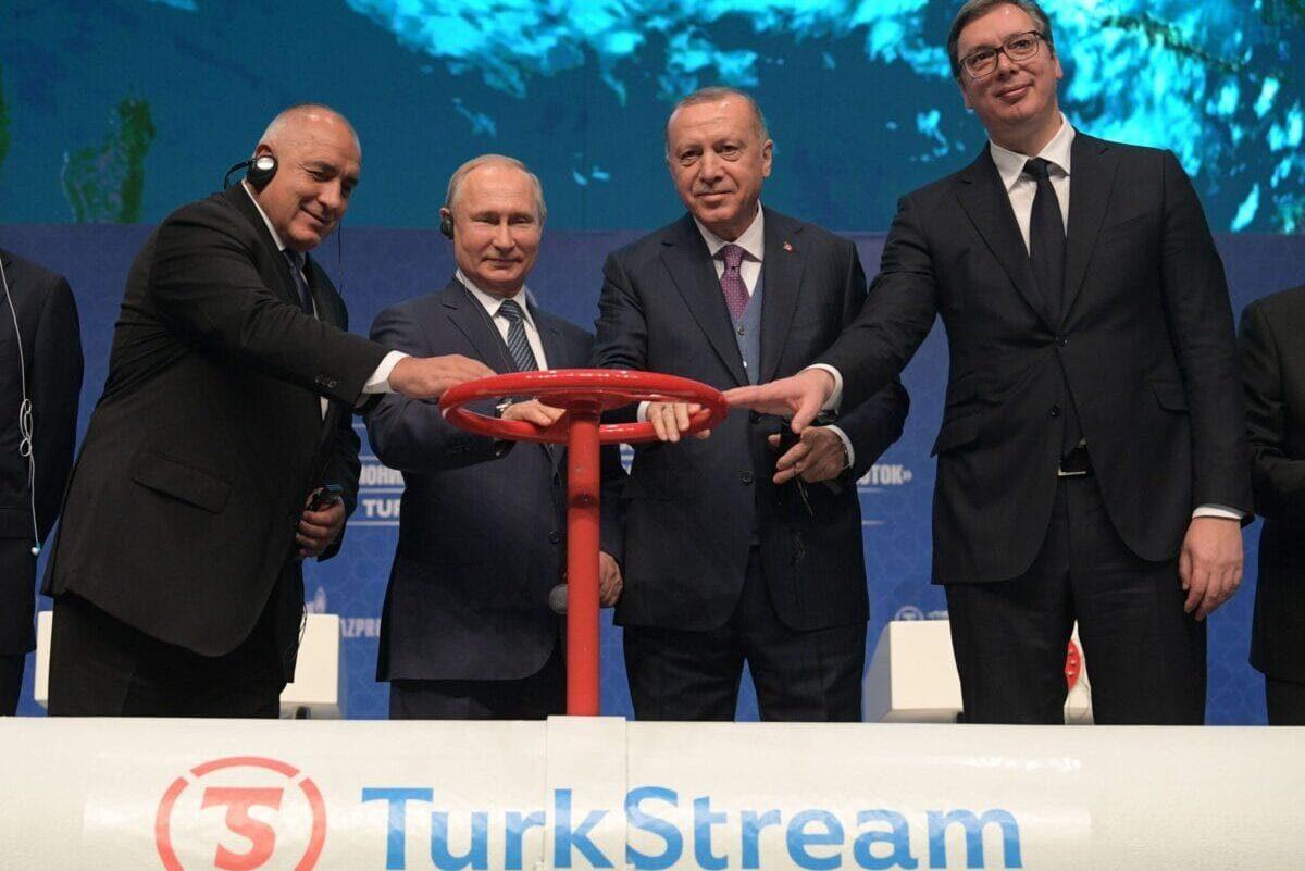¿Es TurkStream una amenaza para la relación entre Turquía y Estados Unidos?