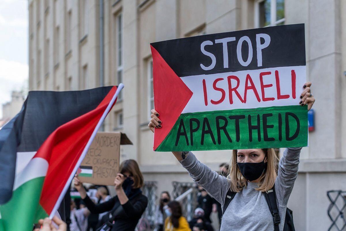 """El futuro de Israel es el apartheid en una """"solución de tres clases"""""""