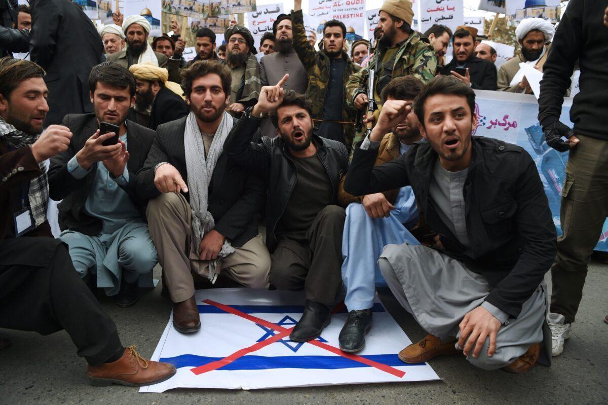 Israel está preocupado por la retirada de Estados Unidos de Afganistán