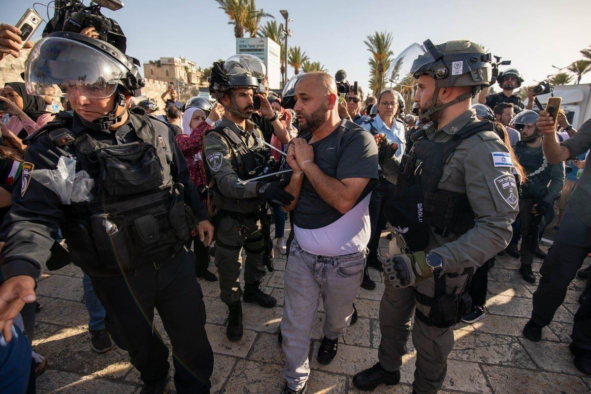 """¿Cuántos palestinos más deben morir en nombre de la """"seguridad"""" de Israel?"""