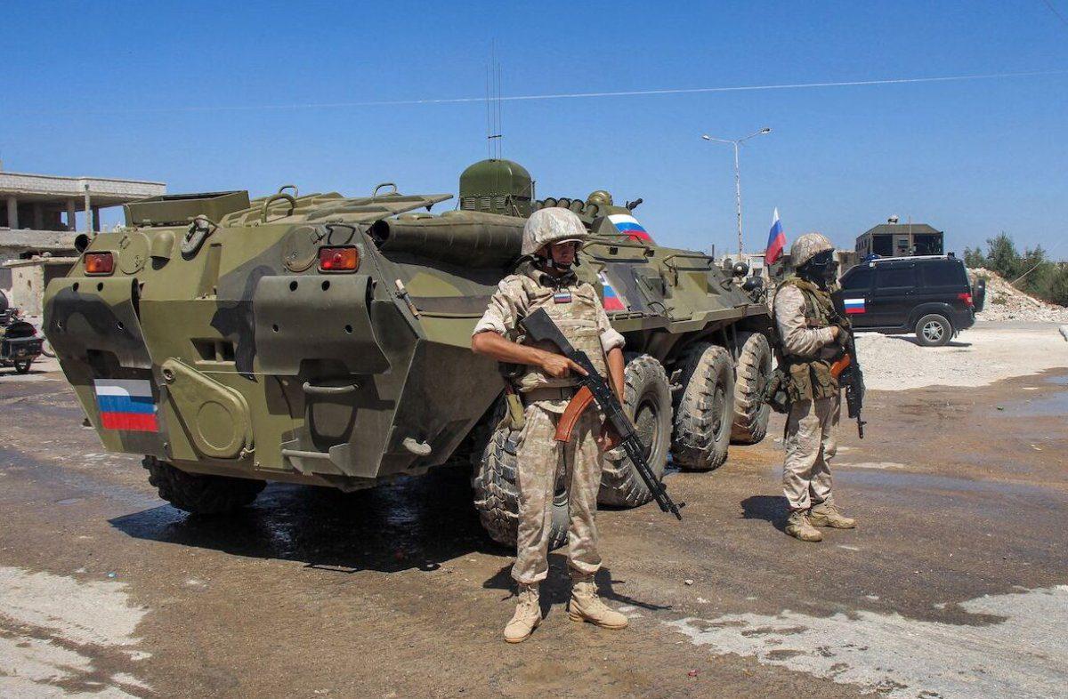 ¿Cuándo despertará el mundo ante la ocupación rusa de Siria?